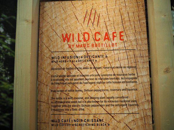 Wild café #MO16