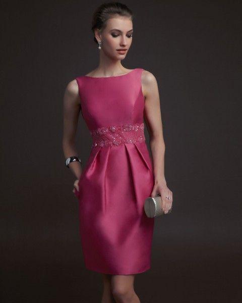 eca3383e1 Trajes de coctel y vestidos de fiesta cortos Aire Barcelona 2014. Nueva  coleccion de modelos.