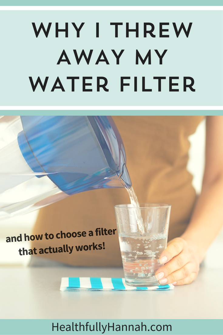 How to choose a water filter: basic tips