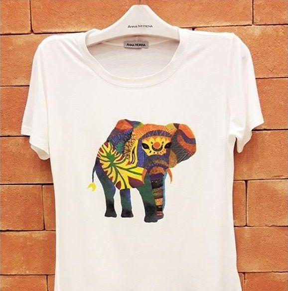 Pin Em Mestiza T Shirt