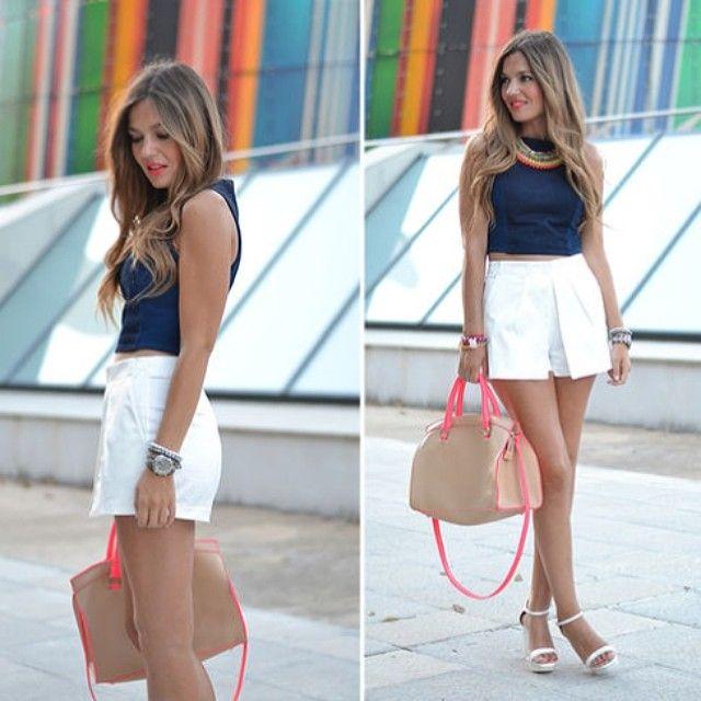 SnapWidget   Hoy os recuerdo ya el post de hoy!! Que luego llegaré tarde!!!! Hasta la noche!! Y espero que os guste el look!!  www.miaventuraconlamoda.com  #fashionblogger #ameconcept #instafashion #streetstyle #newpost #new #blogger #blog #stradivarius #look #ootd #outfit #inditex #shorts #casual