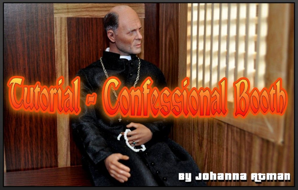 Tutorial - Confessional Booth 01