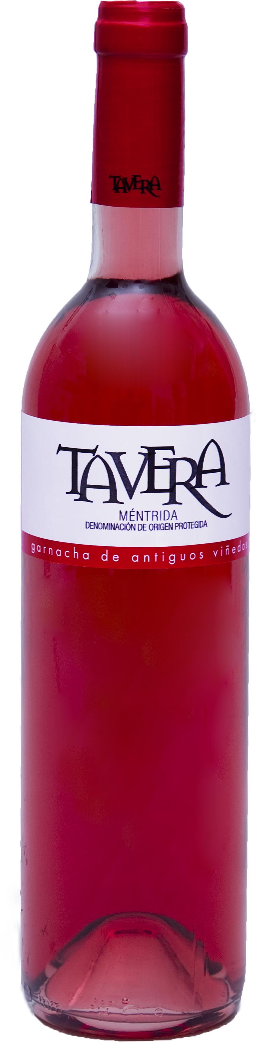 Tavera Rosado 2013 Wine