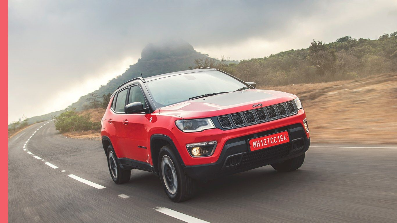 Gq Drives Jeep Compass Trailhawk Jeep Compass Jeep Cheap Cars To Buy