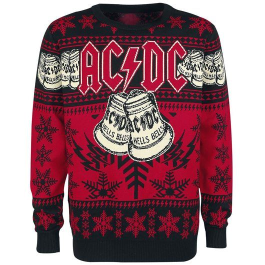 Best Band Christmas Jumpers: We Wool Rock Yule | uDiscover