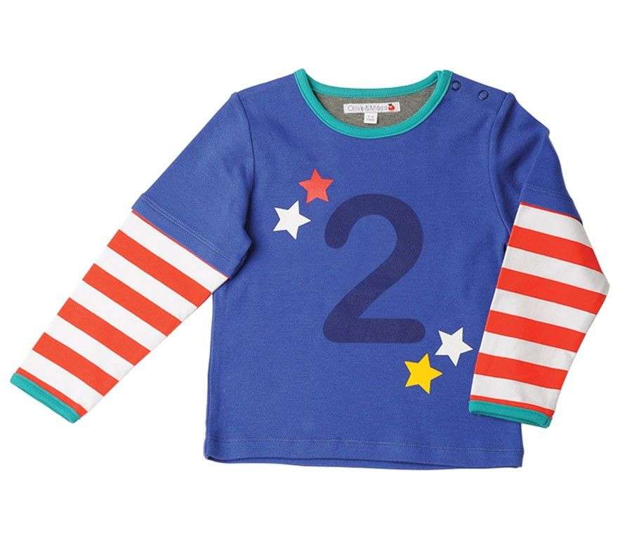 ac336c50 I Am 2 T-Shirt for Boys - Baby Boy Tops - Boys - Little Chickie ...