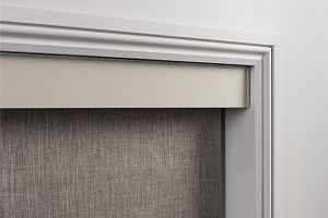 Fascia - Easily mounted either inside or outside the window width. Fascias attractively conceal the shade system while adding to the light protection your shades were designed to provide.