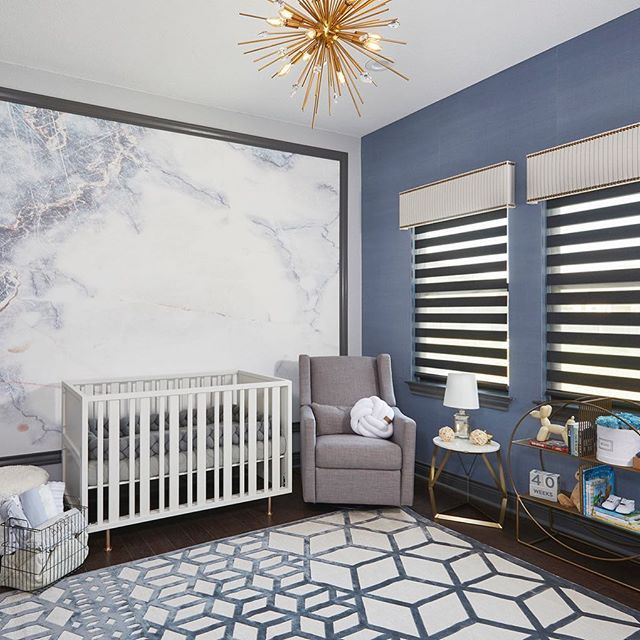 Wow This Nursery Is A Showstopper For The Son Of Sanyarichiross Rossboy31 Design Thenese