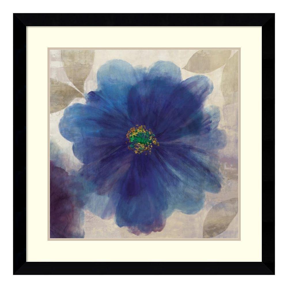Amanti art uuindigo dreams iuu floral framed wall art floral