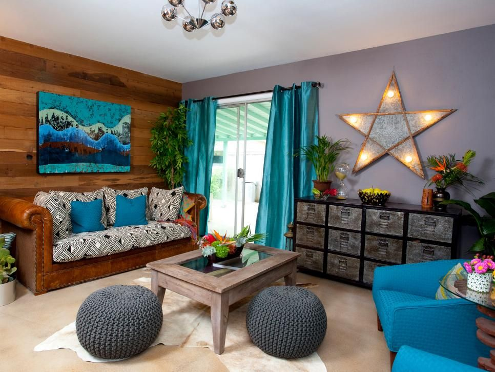 32 Design Tips We Learned From The Property Brothers Wall Decor Living Room Rustic Living Room Simple Wall Decor
