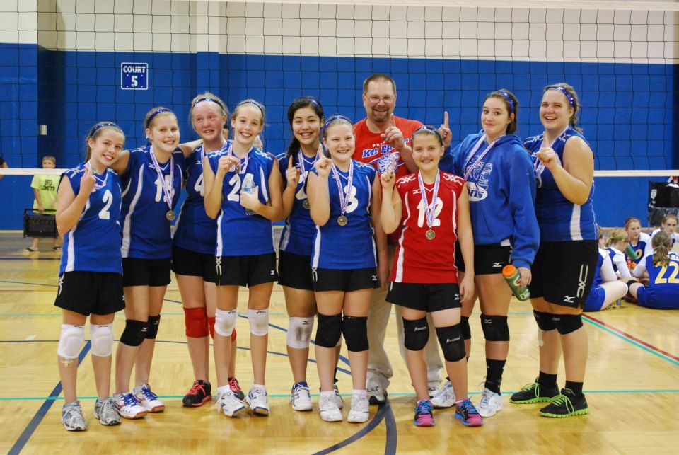 2012 1st Place Kc East Preseason Tournament August 18th With Images Volleyball Team Volleyball Teams