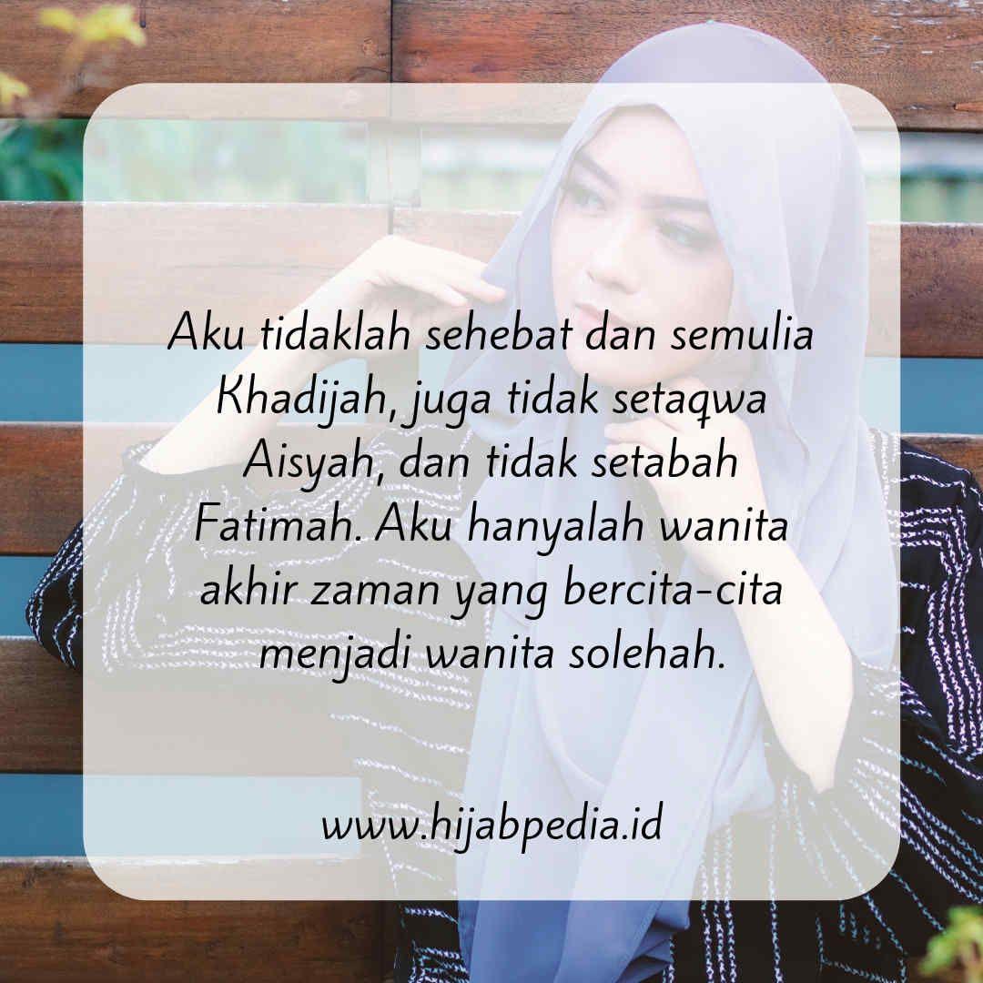 100 Kata Mutiara Islam Tentang Hijab Dan Wanita Salihah Hijabpedia Muslim Quotes Islamic Quotes Quran Islamic Quotes