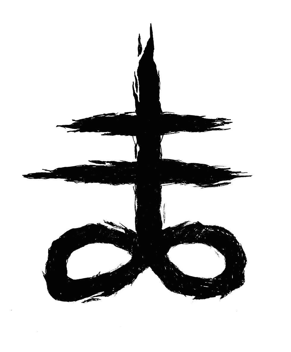 Logo Design Sigil Leviathan Satanic Tattoos Satanic Tattoo Design Sigil Tattoo