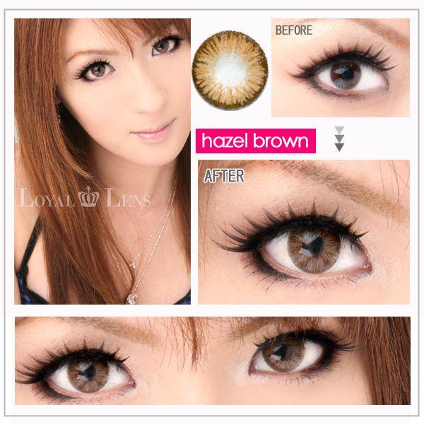 Big Eye circle lenses