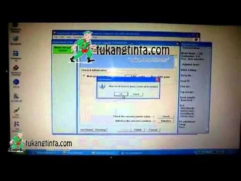 Reset Manual Printer Epson L120 by tukangtinta blogspot com