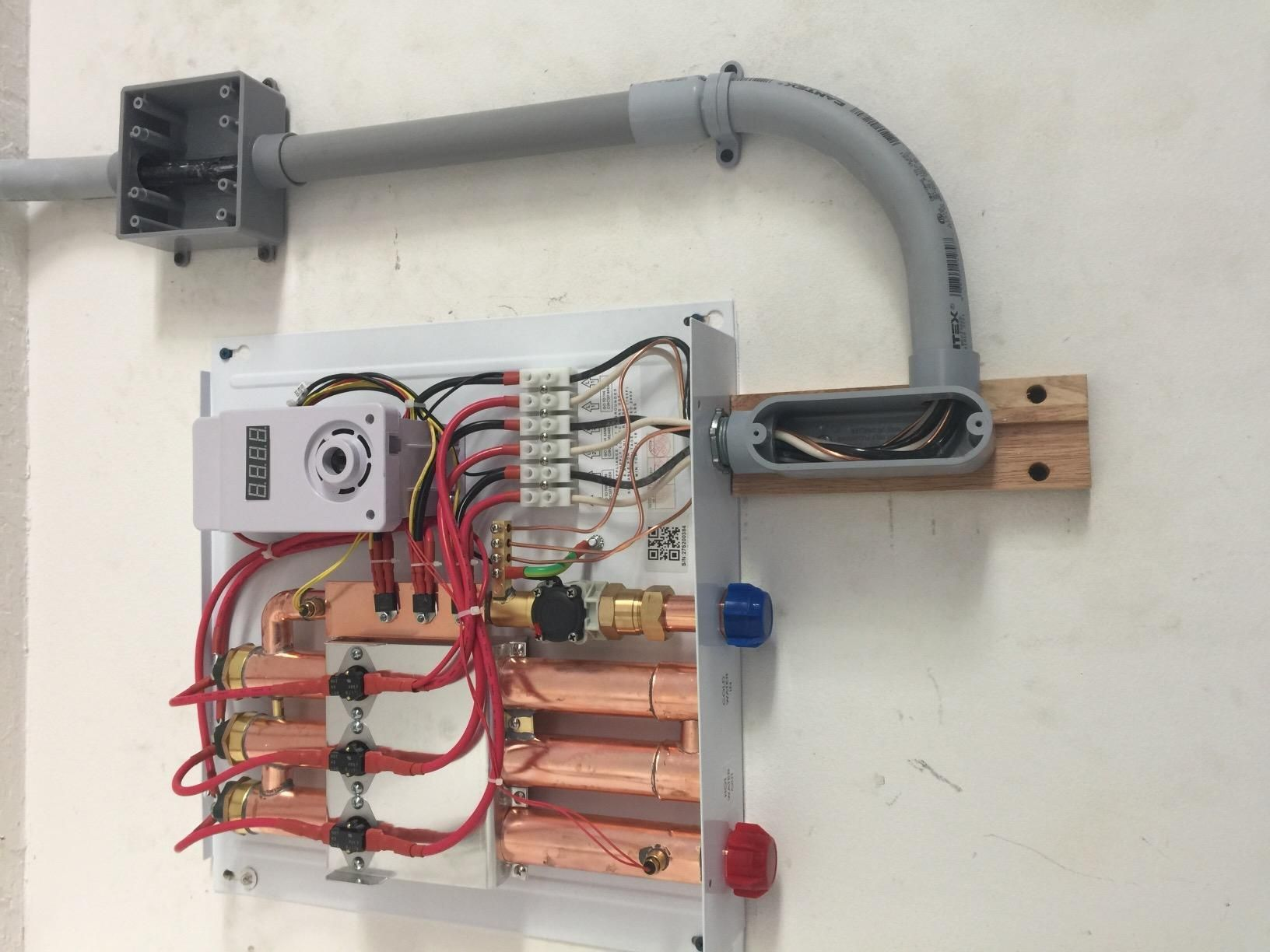 medium resolution of prior to purchase and installation please verify this model is the rights size for your hot water needs and electrical requirements