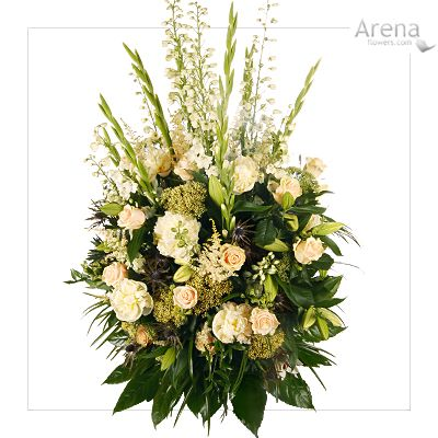 floral arrangements for weddings | Pedestal Flower Arrangements ...