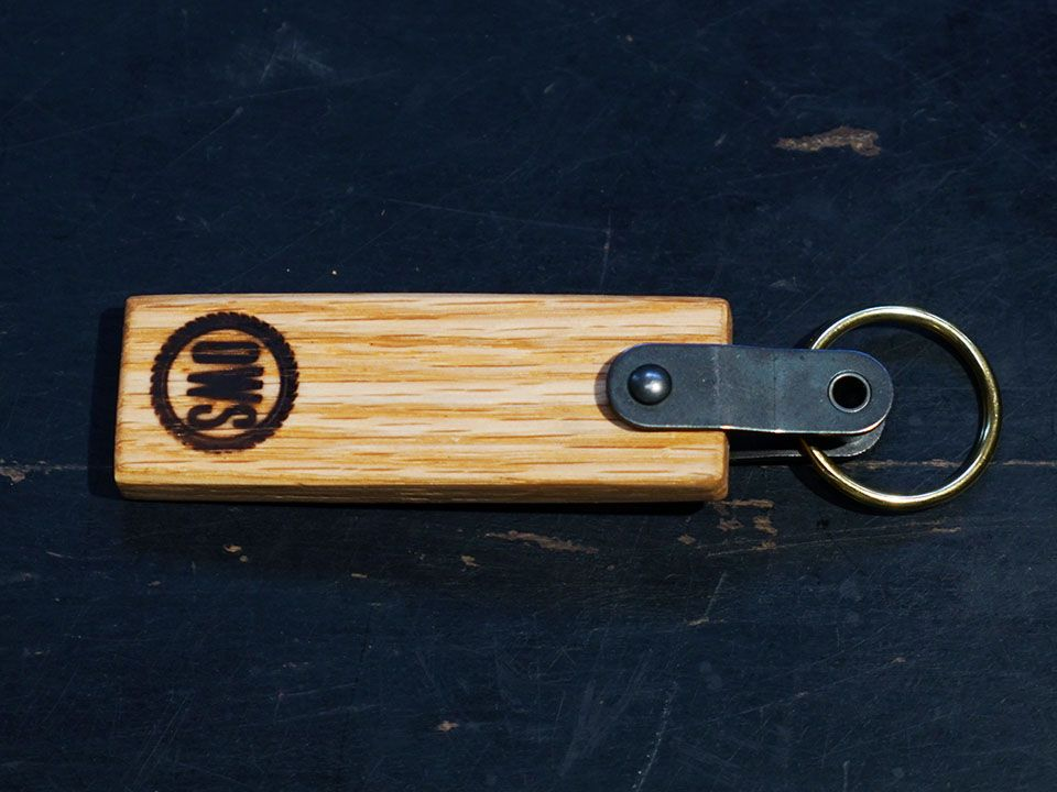 OWS Keychain - Offerman Woodshop | △ cool things | Pinterest ...