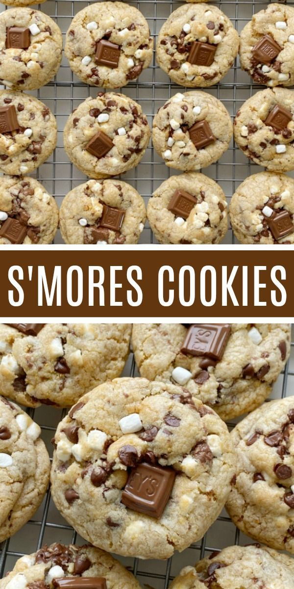 Smores Cookies | Together as Family
