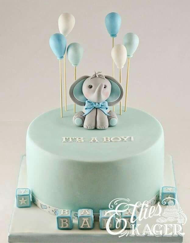 cute elephant cake cakes pinterest. Black Bedroom Furniture Sets. Home Design Ideas