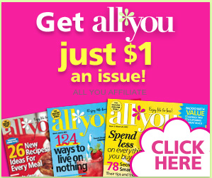 All You Magazine Discount Subscription 6 issues for 6