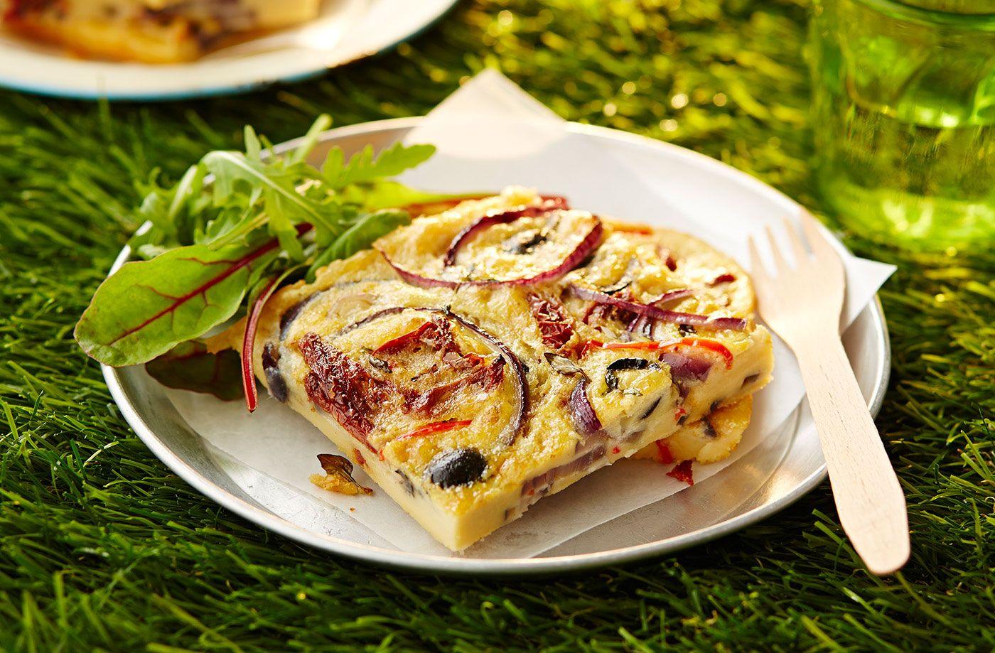 Farinata recipe with images tesco real food recipes
