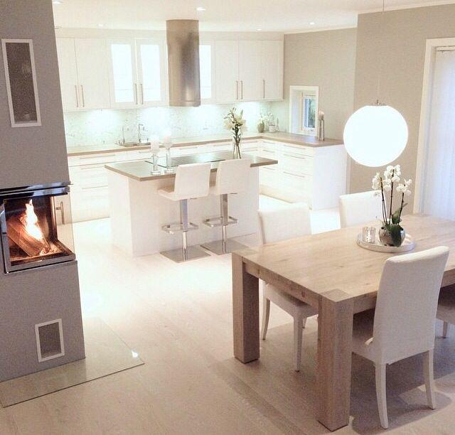 pin von ecember auf h o m e s d e c o r pinterest haus offene k che und haus k chen. Black Bedroom Furniture Sets. Home Design Ideas