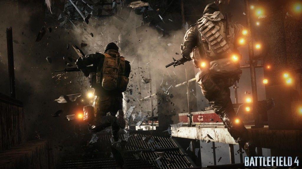 Battlefield 4 Multiplayer Gameplay Hd Game Wallpaper Game Hd