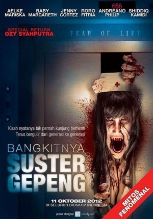 Bangkitnya Suster Gepeng 11 Oktober 2012 84 686 Penonton Film Horor Horor Bioskop