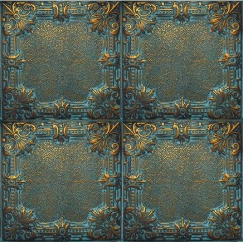 Copteal Color Metal Ceiling Tiles Tin Tiles Painting Tile