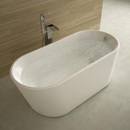 baignoire pour installation en ilot de
