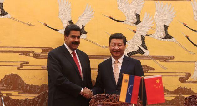 China Y Venezuela La Hermandad De Dos Naciones Que Izan La Bandera Del Socialismo Venezuela China Hermandad