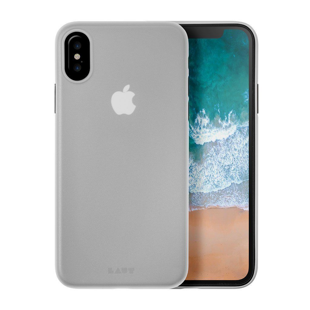 Laut slimskin 05mm super thin case for iphone x with