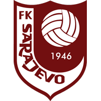 Sarajevo FC Soccer Football Car Bumper Sticker Decal 4/'/' x 5/'/'