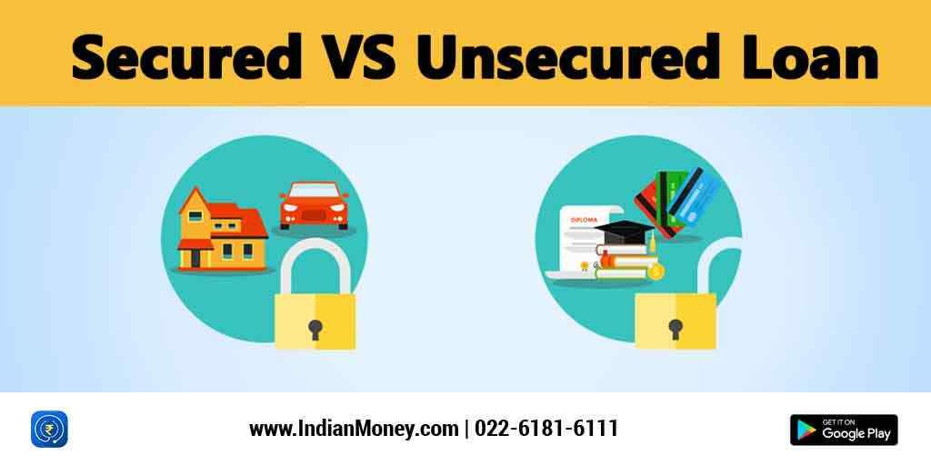 Secured Vs Unsecured Loans Unsecured Loans Loan Security