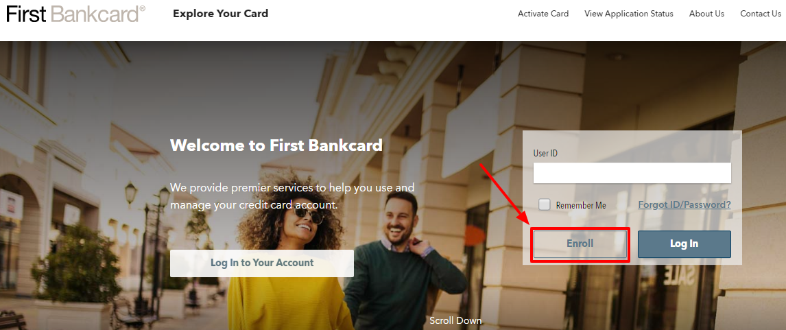 First Bank Card View Application Status