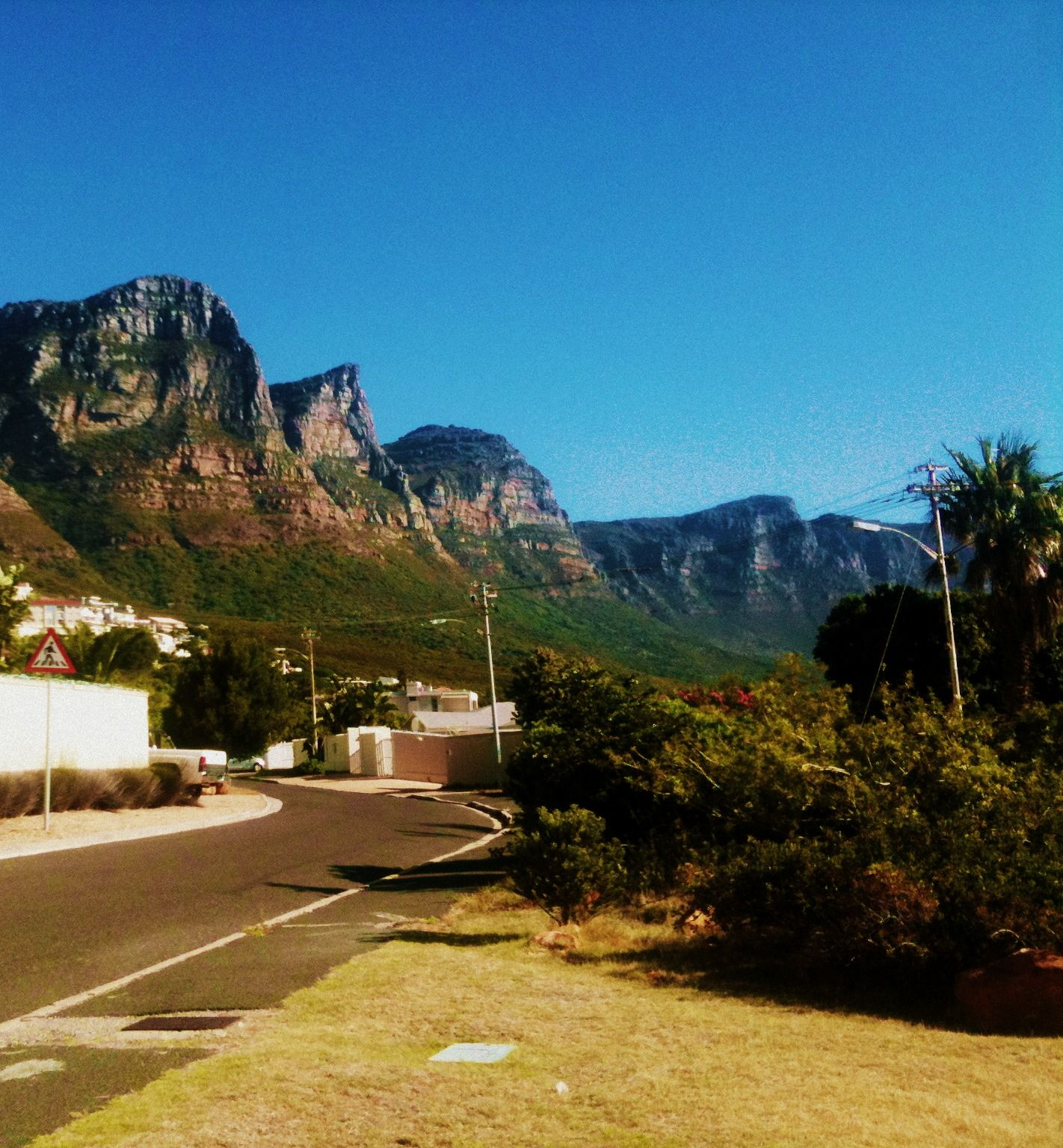 """The Twelve Apostles"" in Cape Town, South Africa - 2012-02-23"