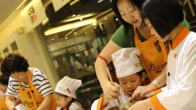 Singapore is the best place in Asia to be a mother, according to a Save The Children report released in May, 2014. http://www.straitstimes.com/news/singapore/ Photo: Ashleigh Sim/The Straits Times