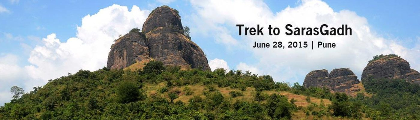 Trek to SarasGadh an ultimate adventurous trip.!!  #sarasgadh #pune #adventure
