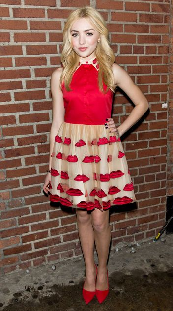 Peyton List Is On Our Style Radar Her Best Looks Of 2014