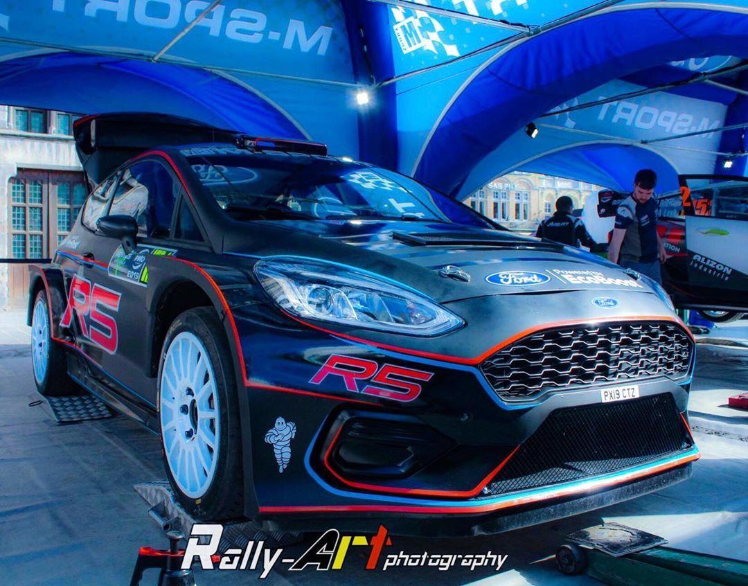 Rally Wrc Motorsport On Instagram Msportltd Ford Fiesta Mk8