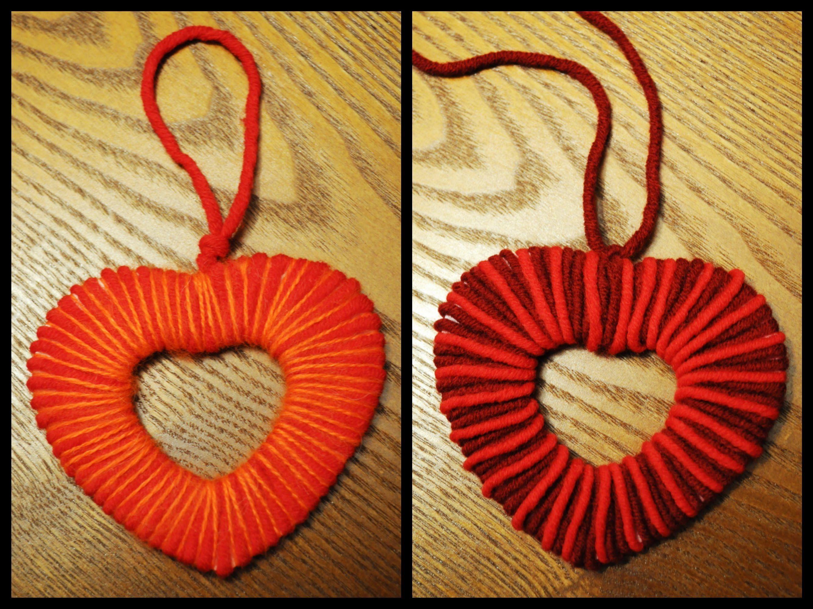Last Minute Valentine S Craft Idea Diy Gift Or Room Decoration Valentine Crafts Diy Valentines Crafts Valentine S Day Diy