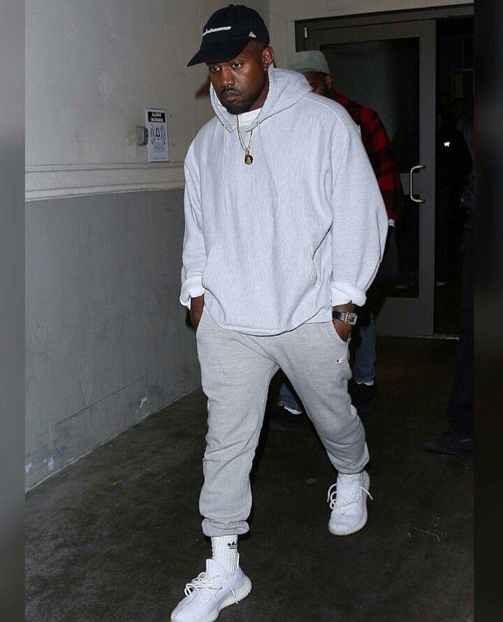 Kanyewest Yeezyseason Adidas Yeezyboost Kanye West Outfits Kanye West Style Kanye West