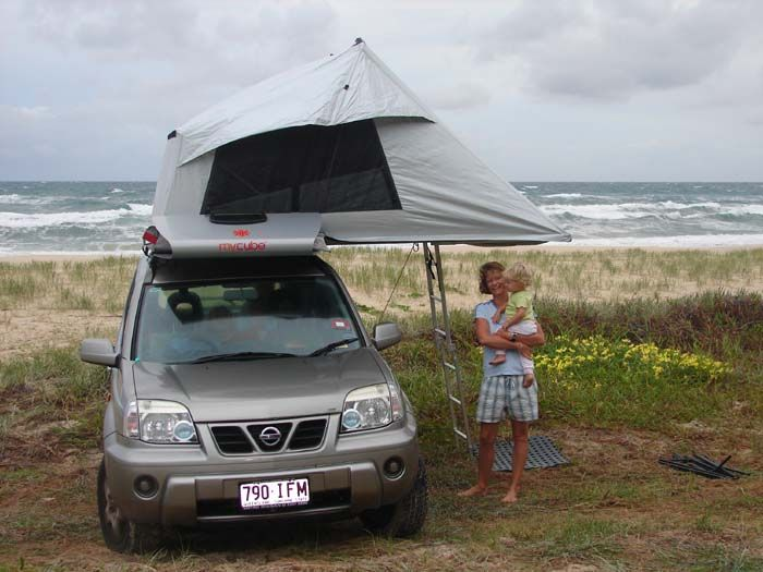 kimberley mycube on nissan x trail nissan x trail. Black Bedroom Furniture Sets. Home Design Ideas