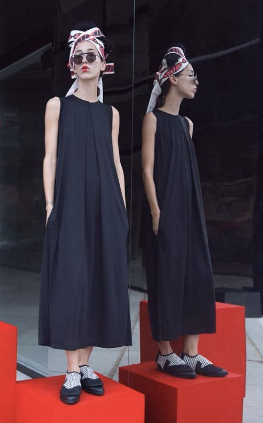 PINE DRESS by HENRIK VIBSKOV via SIGHT STORE VIENNA. Click on the image to see more!