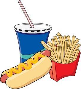 image result for cartoon food clip art cartoon food art rh pinterest ie free fast food clipart images free fast food clipart images
