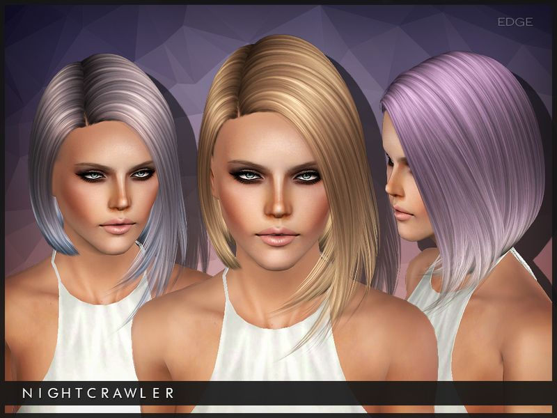 S4 Conversion Found In Tsr Category Female Sims 3 Hairstyles The