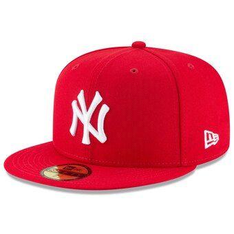 New Era Hats Apparel 59fifty Mlb Caps Lids Com New Era Hats New York Yankees Yankees Fitted Hat