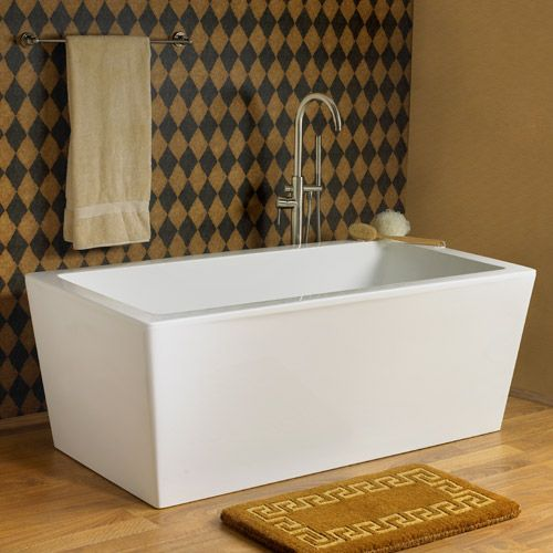 Modello Rectangular Acrylic Air Bath Tub   Bath Ideas   Pinterest ...