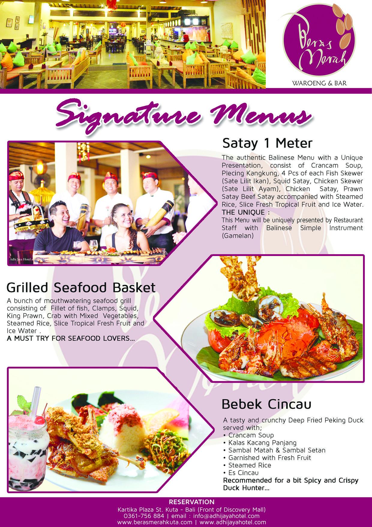 Food Beverage Promo Kangkung